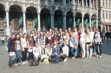 Reise Brüssel
