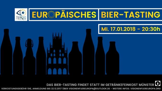Plakat_Bier-Tasting_Entwurf